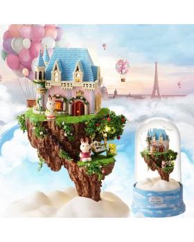 """Музыкальный мир """"Замок в облаках"""""""
