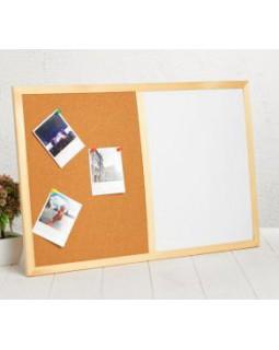 Доска декоративная для фотографий и записей